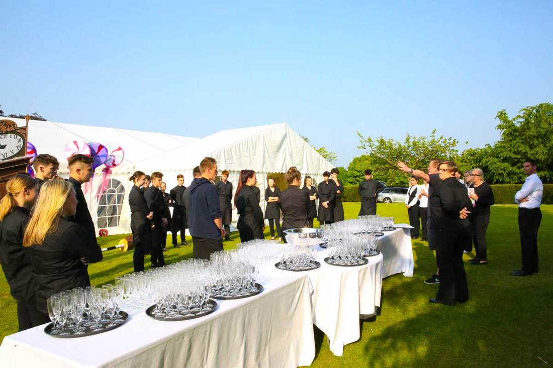 Marquee Hire in Essex: Leisure Hire Marquee Ltd